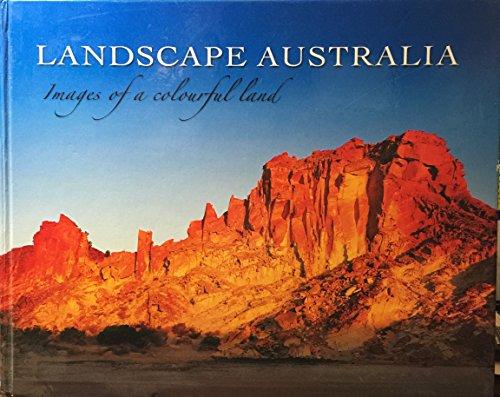 9781920873295: landscape australia images of a colourful land