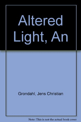 9781920885144: Altered Light, An