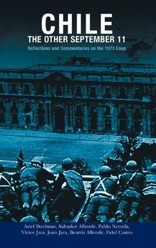 9781920888442: Chile: The Other September 11: An Anthology of Reflections on the 1973 Coup (Radical History)