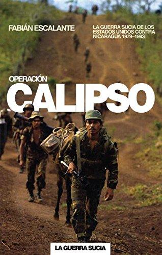 9781920888572: Operación Calipso: La guerra sucia de Estados Unidos contra Nicaragua