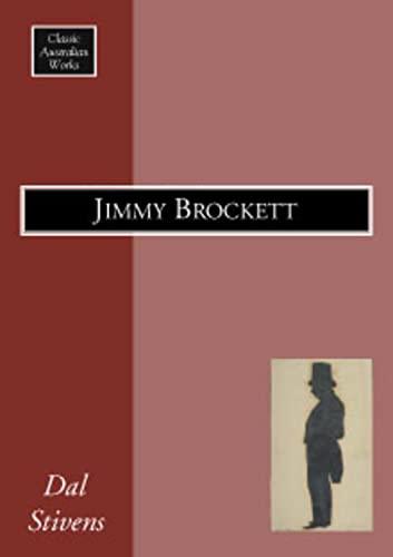 9781920897093: Jimmy Brockett