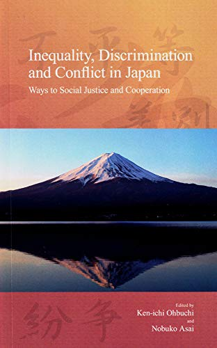 Inequality, Discrimination and Conflict in Japan: Ways