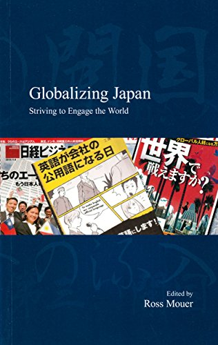 9781920901554: Globalizing Japan: Striving to Engage the World (Japanese Society)