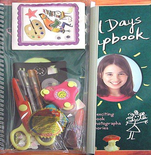 My School Days Scrapbook: Various