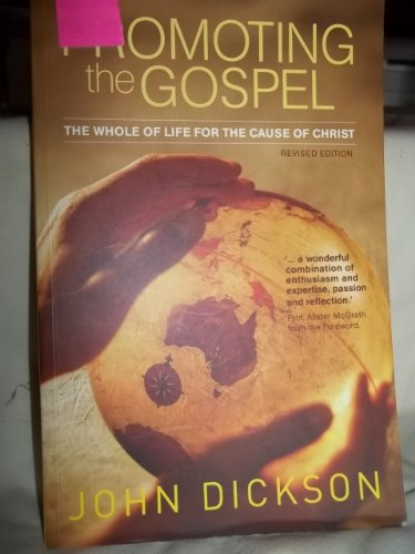 9781920935771: Promoting the Gospel: Guide to the Biblical Art of Sharing Your Faith