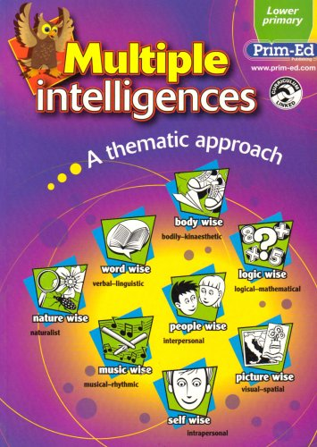 9781920962197: Multiple Intelligences: Lower Primary Book: A Thematic Approach