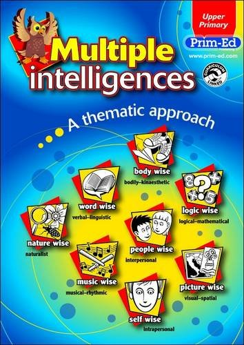 9781920962210: Multiple Intelligences: Upper Primary Book: A Thematic Approach