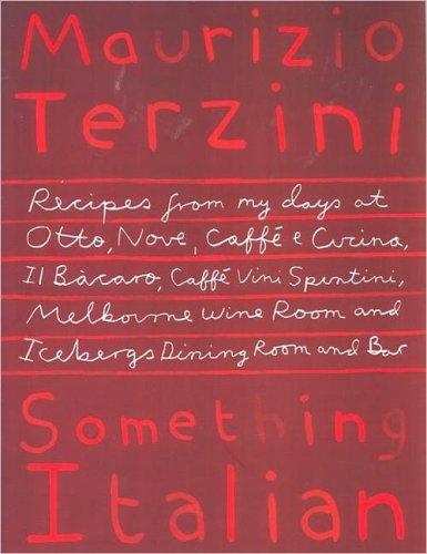 9781920989040: Something Italian