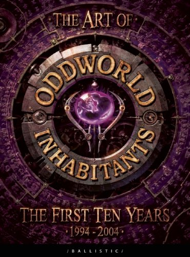 The Art of Oddworld Inhabitants (The Art