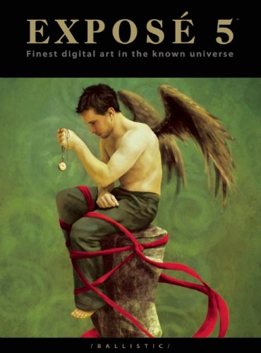 EXPOSÉ 5: The Finest Digital Art in the Known Universe: Daniel P. Wade, Paul Hellard