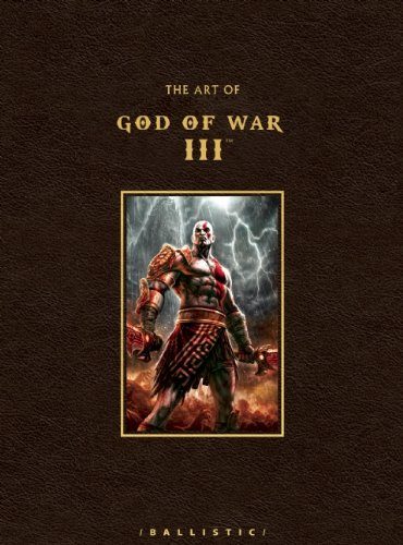 9781921002748: The Art of God of War III (Art of the Game)