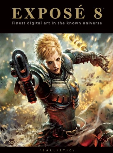 9781921002823: EXPOSÉ 8: The Finest Digital Art in the Known Universe