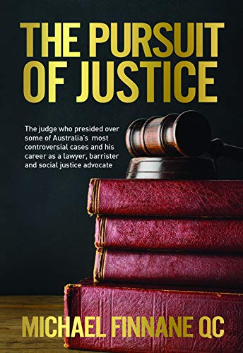 9781921024672: The Pursuit of Justice