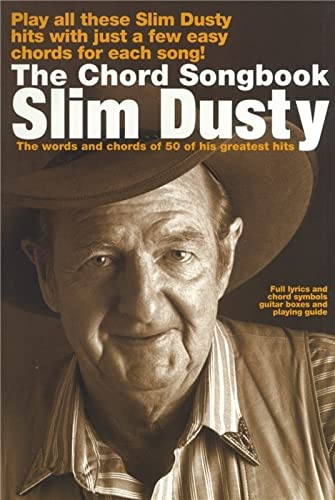9781921029561: Slim Dusty The Chord Songbook Gtr