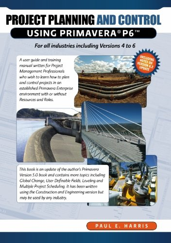 9781921059209: Project Planning & Control Using Primavera P6: For all industries including Versions 4 to 6