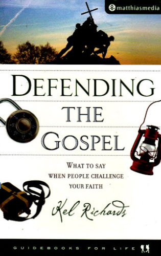 9781921068461: Defending the Gospel