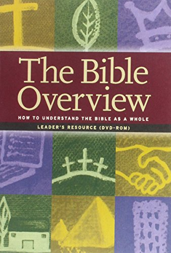 9781921068782: Bible Overview Leaders Resource DVD