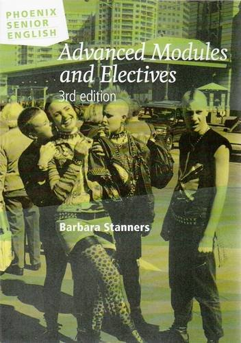 9781921085789: Advanced Modules and Electives