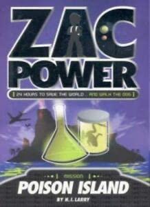 9781921098444: Poison Island (Zac Power)
