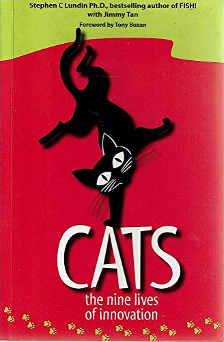 9781921103063: CATS: The Nine Lives of Innovation