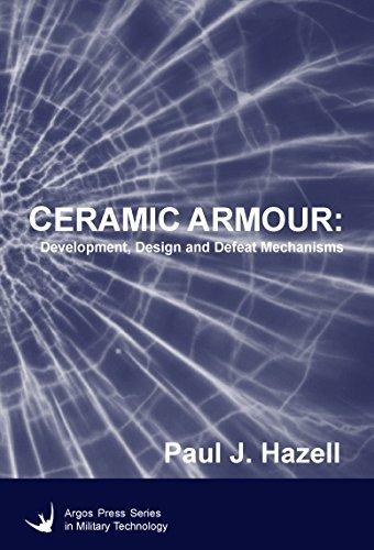 9781921138010: Ceramic Armour: Design, and Defeat Mechanisms