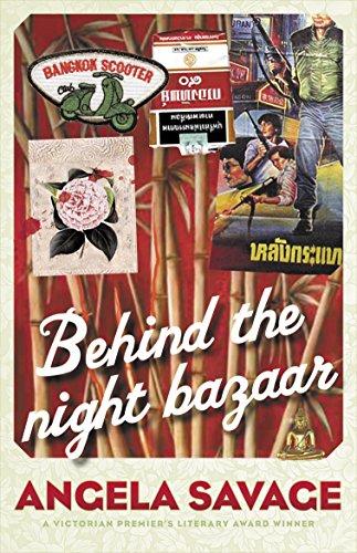 Behind the Night Bazaar: Savage, Angela