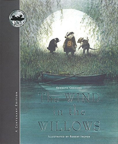 The Wind in the Willows (Hardcover): Robert Ingpen