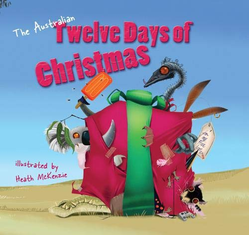 9781921167317: The Australian Twelve Days of Christmas