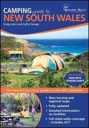Camping Guide to New South Wales (Paperback): Craig Lewis, Cathy