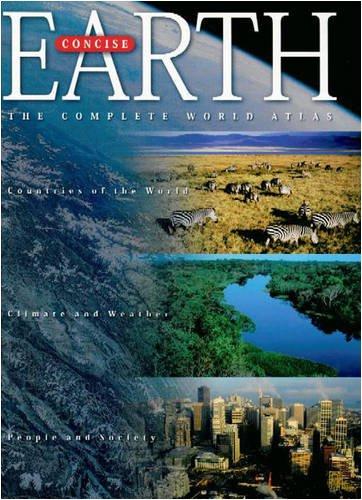 9781921209123: Earth: The World Atlas (Concise)