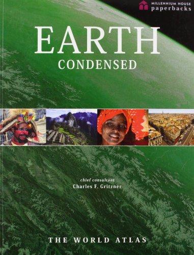 9781921209505: Earth - condensed the world atlas