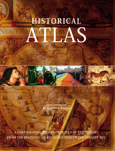 9781921209710: Historical Atlas (Transatlantic Reference Librar)
