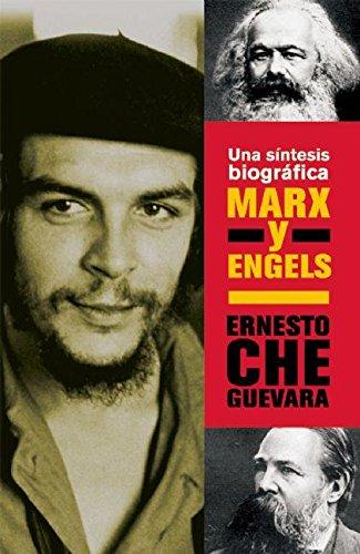 Marx Y Engels: Esbozo Biografico (Paperback): Che Guevara