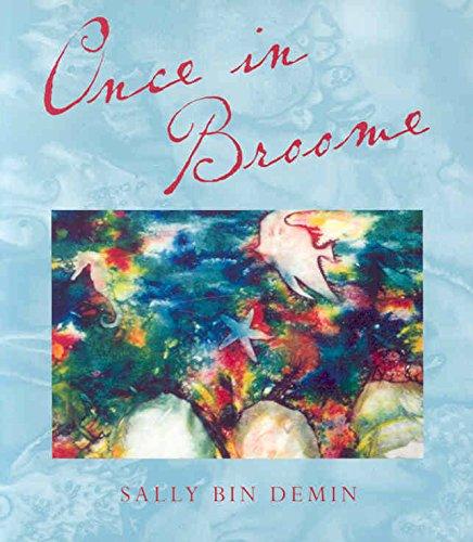 Once in Broome (Paperback): Sally Bin Demin