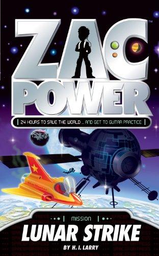 Lunar Strike (Zac Power): Larry, H. I.