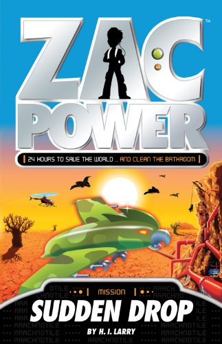 9781921288050: Sudden Drop (Zac Power)