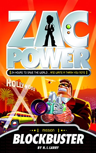 Blockbuster (Zac Power): Larry, H. I.
