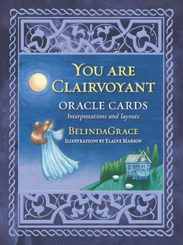 9781921295256: You Are Clairvoyant: Oracle Cards