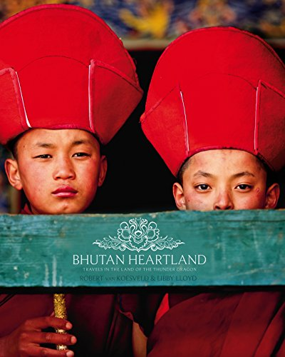 9781921361746: Bhutan Heartland: Travels in the Land of the Thunder Dragon