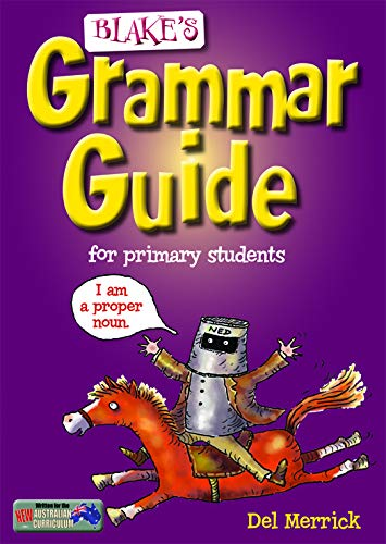 9781921367502: Blake's Grammar Guide for Primary Students