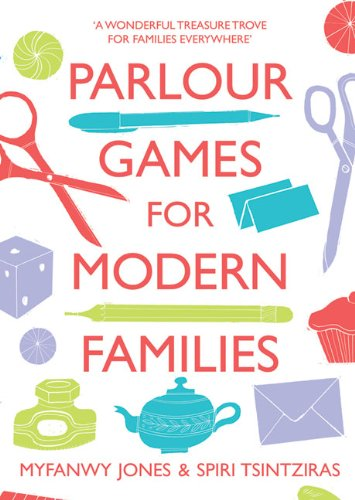 9781921372995: Parlour Games for Modern Families