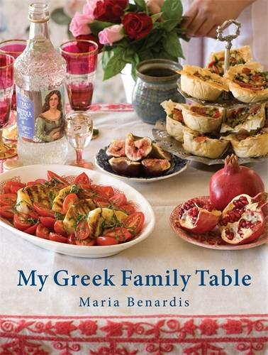 9781921382161: My Greek Family Table