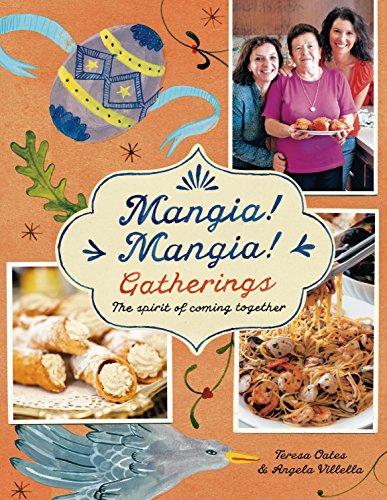 9781921383281: Mangia! Mangia! Gatherings
