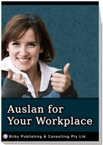 9781921391620: Auslan for Your Workplace