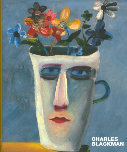 Charles Blackman: Mini Art Book No. 14: Dickins, Barry, McGregor,