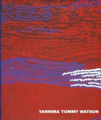 9781921394447: Yannima Tommy Watson: Mini Book No. 11 (Macmillan Mini-Art Series)