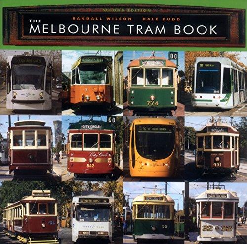 The Melbourne Tram Book: Dale Budd