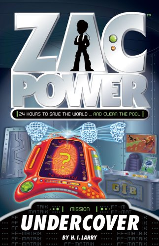 9781921417177: Undercover (Zac Power)