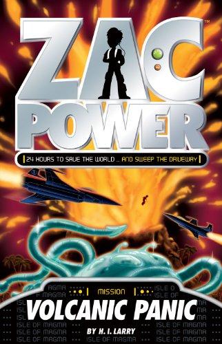 Volcanic Panic (Zac Power): Larry, H. I.