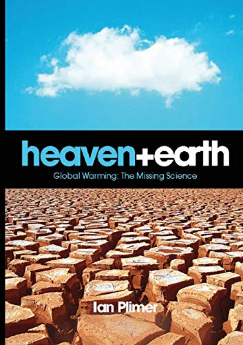 9781921421143: Heaven and Earth. Global Warming: The Missing Science